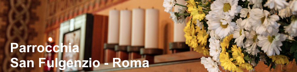 Parrocchia San Fulgenzio – Roma